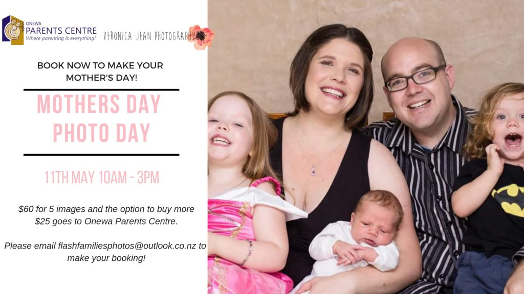 OPC Mothers Day Fundraiser